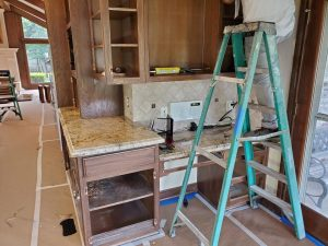 cabinet refinishing tulsa oklahoma professional cabinetry company painter